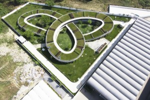 54624905e58ecee2b400003c_farming-kindergarten-vo-trong-nghia-architects_02_aerial_view_from_sw-530x353